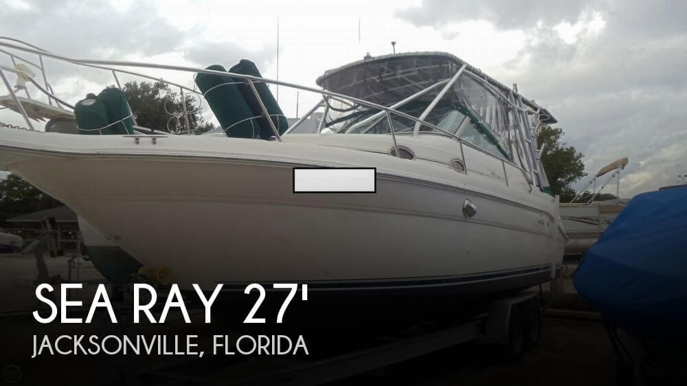 1997 Sea Ray 270 Sundancer - Photo #1