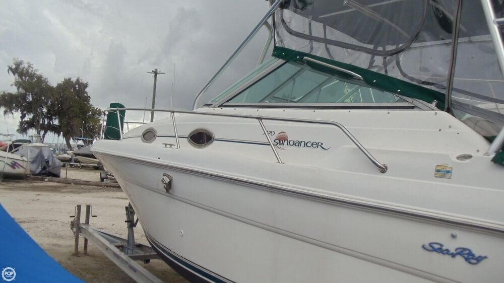 1997 Sea Ray 270 Sundancer - Photo #31