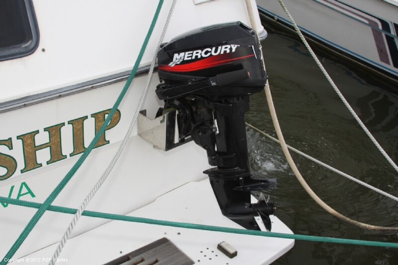 1987 Sea Ray boat for sale, model of the boat is 410 Aft Cabin & Image # 15 of 40