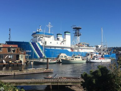 Tacoma Boatbuilding Co., Inc. 224' Ocean Survey Vessel, Stalwart Class T-AGOS-12, 224', for sale - $800,000