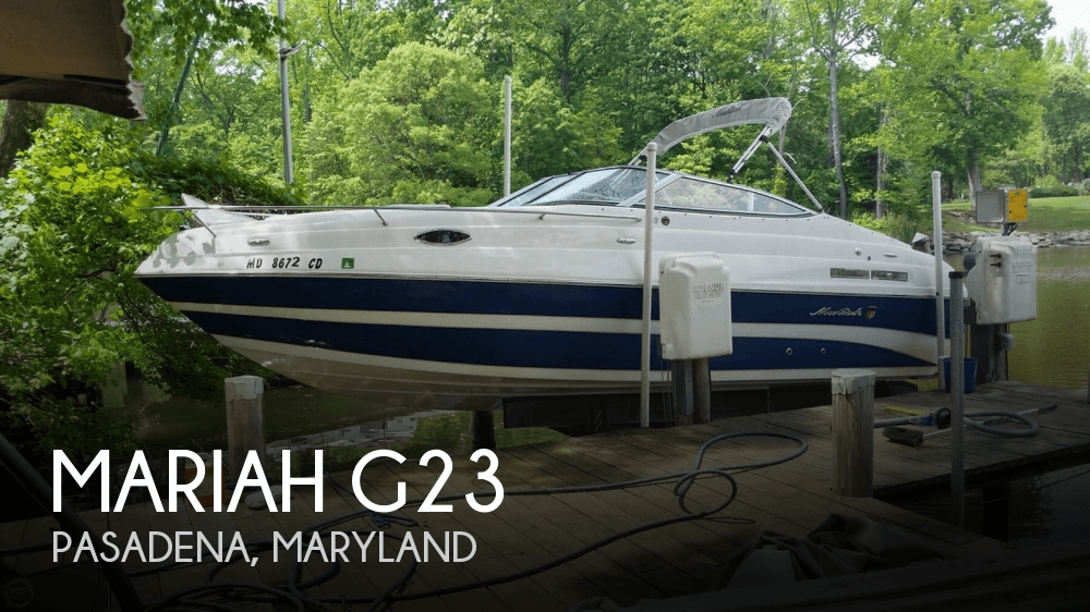 Used Mariah Ski Boats For Sale by owner | 2011 Mariah 23