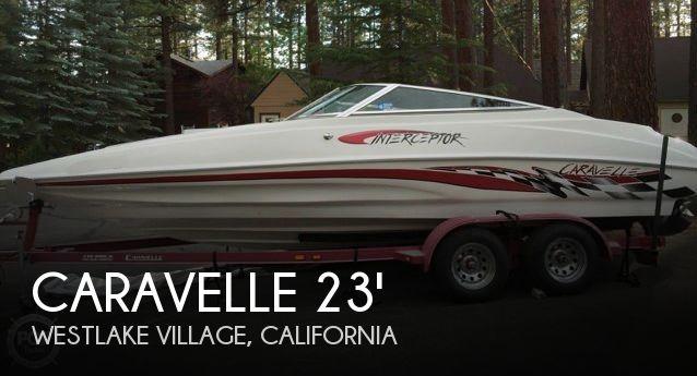 2001 Caravelle 232 S - Photo #1