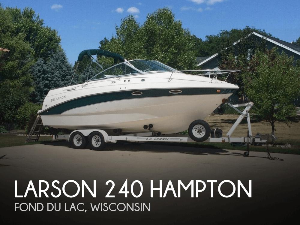 24 foot larson 24 24 foot larson motor boat in fond du lac wi 4392111198 used boats on. Black Bedroom Furniture Sets. Home Design Ideas
