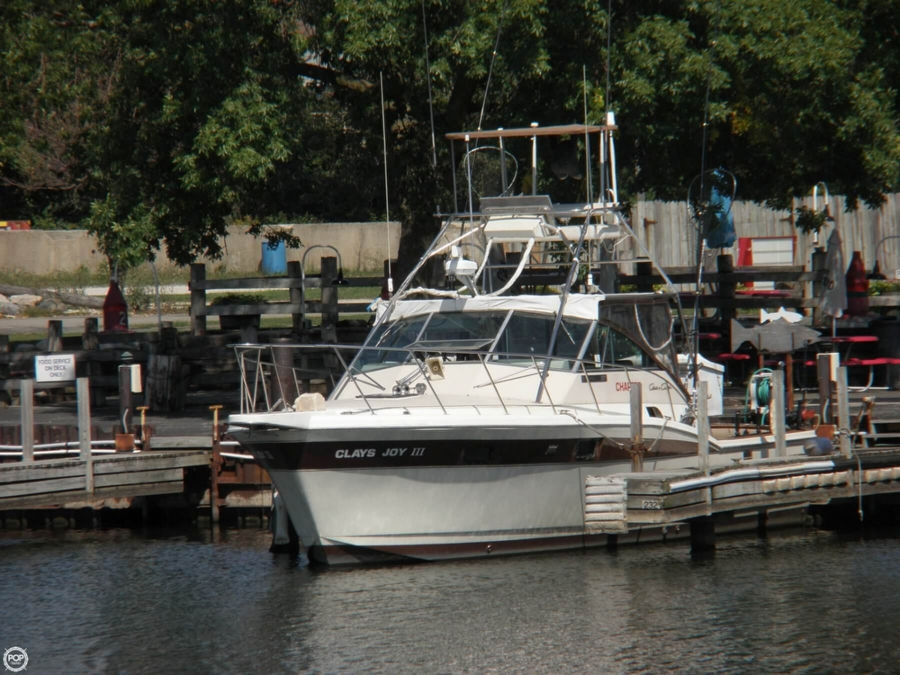 1983 Chris-Craft Commander 360 - Photo #2