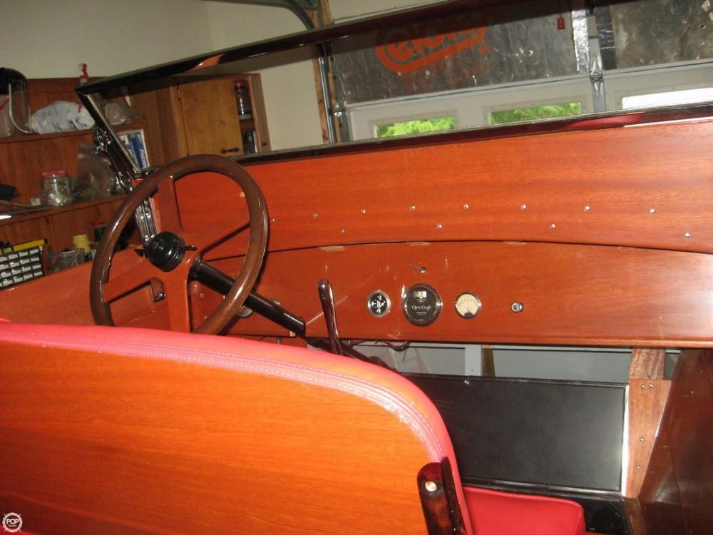 1928 Chris-Craft 22 Triple Cockpit - Photo #4