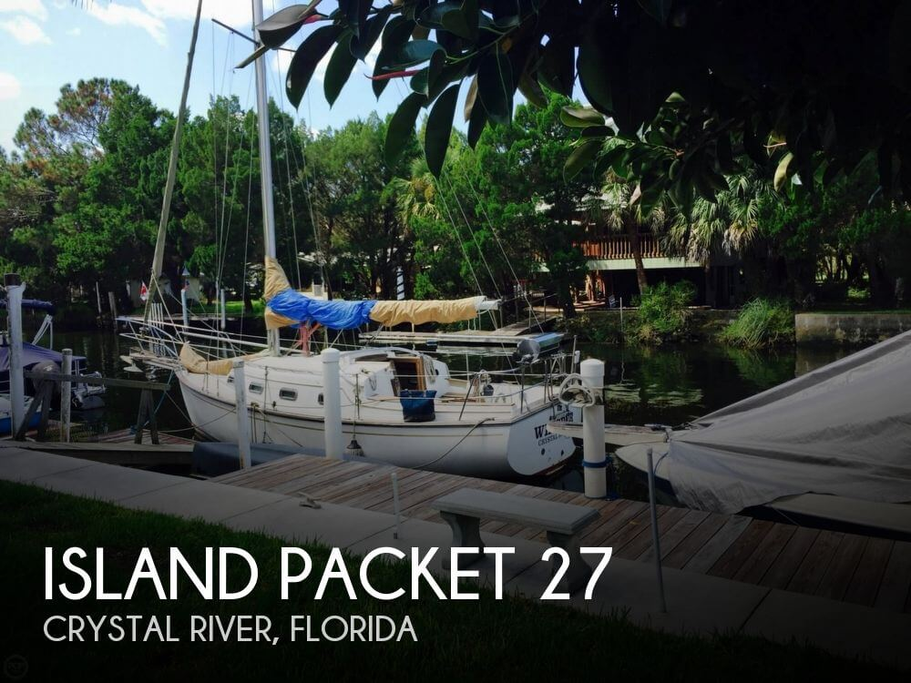 1987 Island Packet 27 - Photo #1