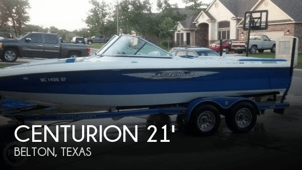 Used Boats For Sale in Killeen, Texas by owner | 2006 Centurion 21
