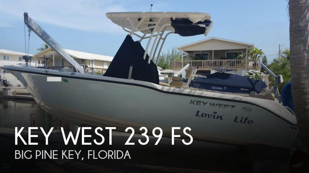 2014 Key West 239 FS - Photo #1