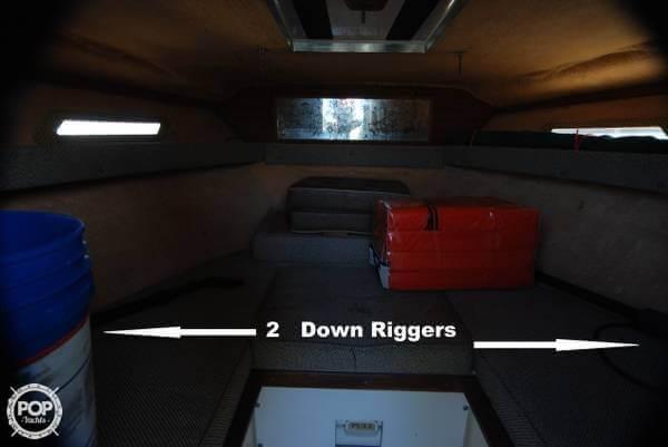 1979 Sea Ray SRV240 Cuddy Cabin - Photo #10