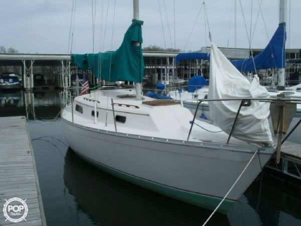 1978 Irwin Yachts 30 Citation - Photo #3