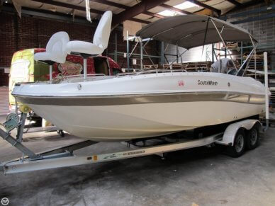 Southwind 200SD Deck boats, 20', for sale - $43,400