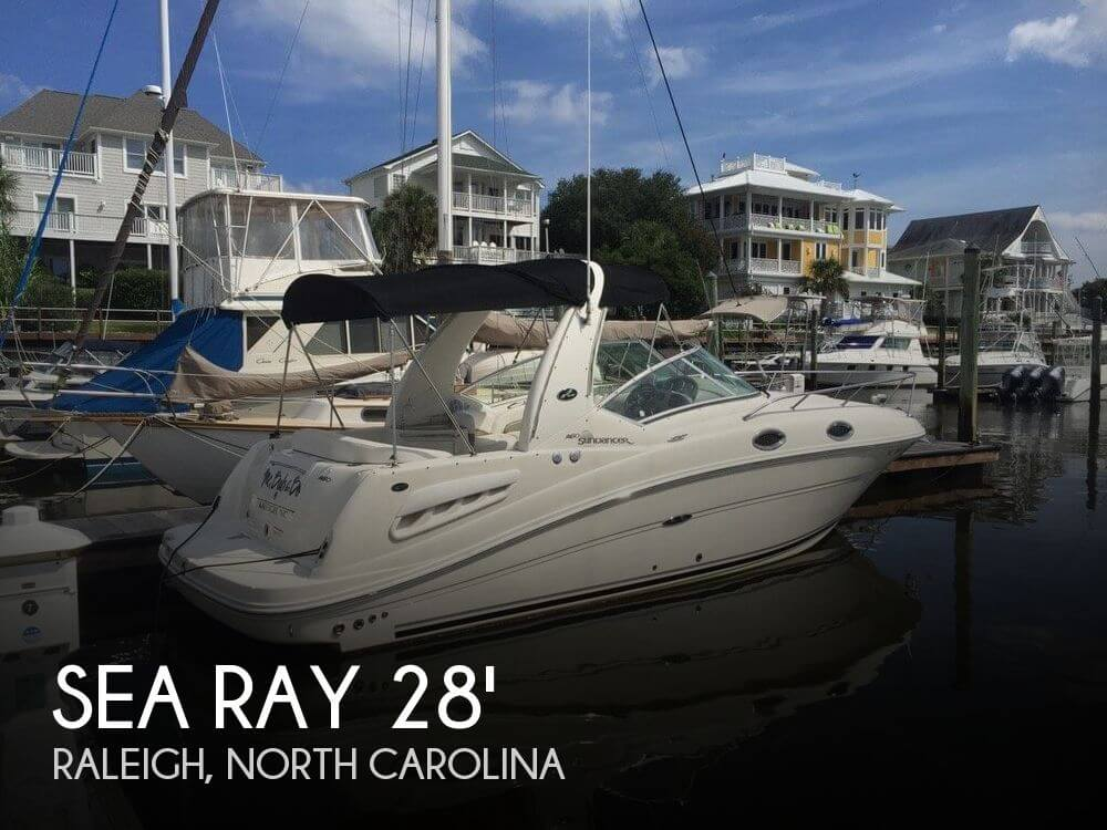 2007 Sea Ray 260 Sundancer - Photo #1