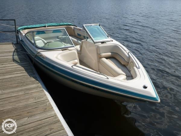 1998 Mastercraft Maristar 225 VRS - Photo #2