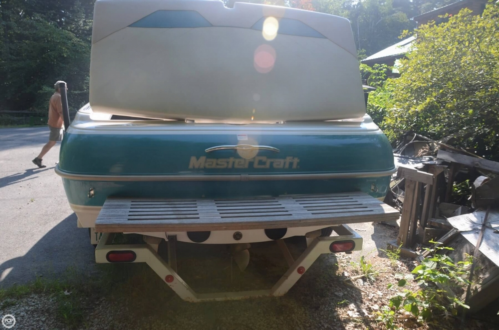 1998 Mastercraft Maristar 225 VRS - Photo #15
