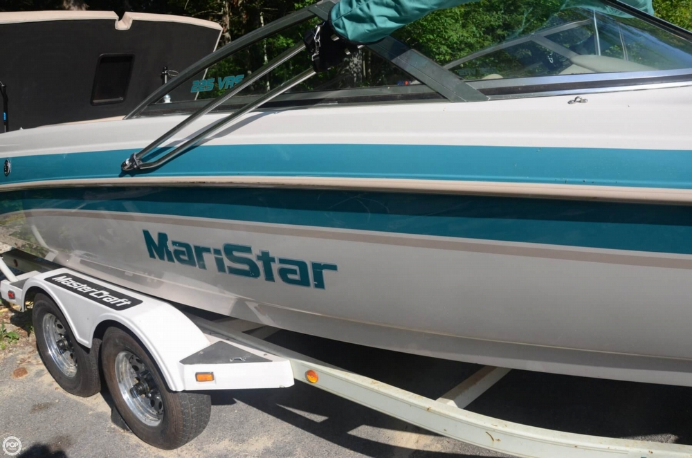 1998 Mastercraft Maristar 225 VRS - Photo #18