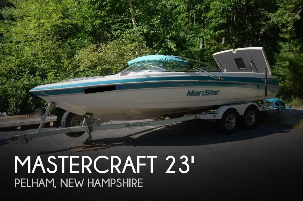 1998 Mastercraft Maristar 225 VRS - Photo #1