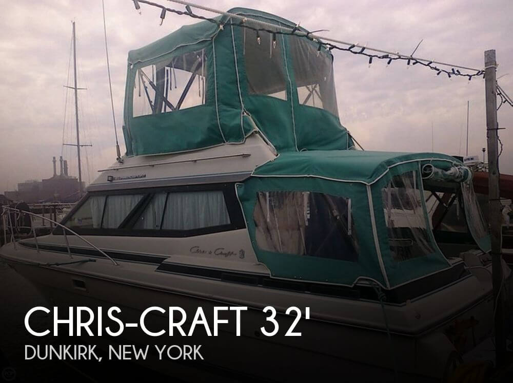 1988 Chris-Craft Amerosport 320 - Photo #1