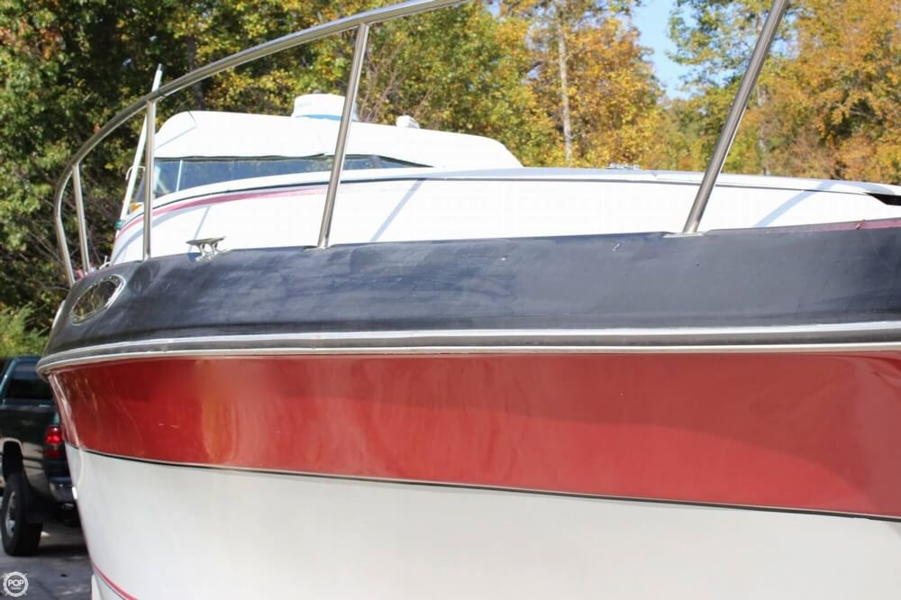 1986 Cruisers Yachts boat for sale, model of the boat is 27 & Image # 18 of 40