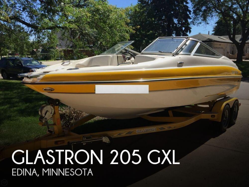 2007 Glastron 205 GXL - Photo #1