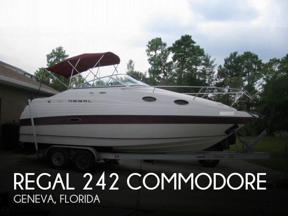 1997 Regal 242 Commodore - Photo #1