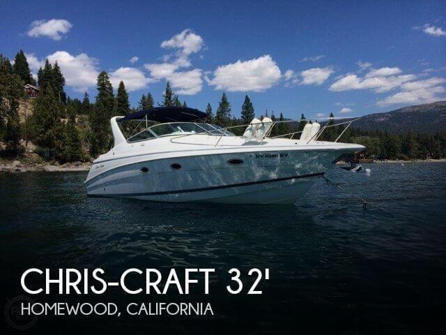 2000 Chris-Craft 328 Express Cruiser - Photo #1