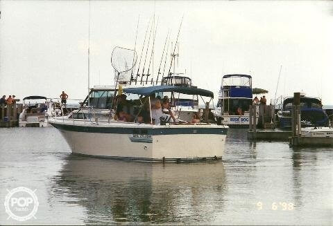 1988 Baha Cruisers 310 Sportfisherman - Photo #2
