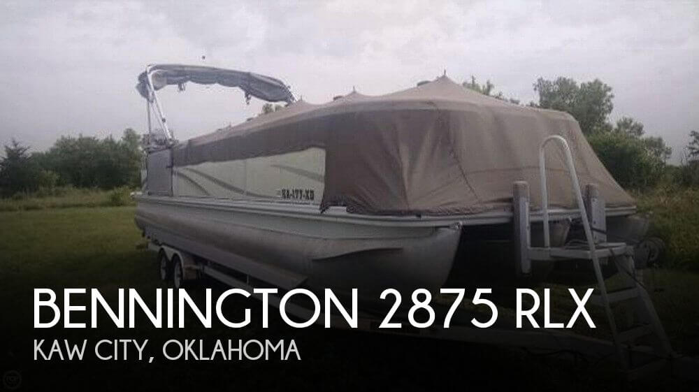 Used Boats For Sale in Tulsa, Oklahoma by owner | 2004 Bennington 28