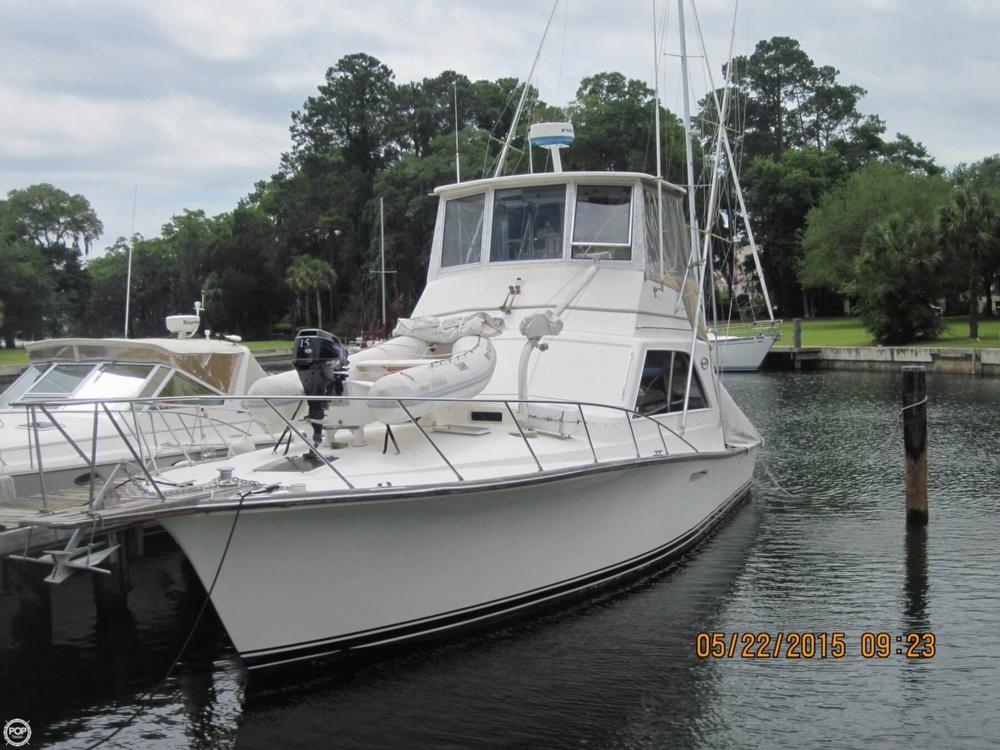 Ocean Yachts Super Sport Fishing