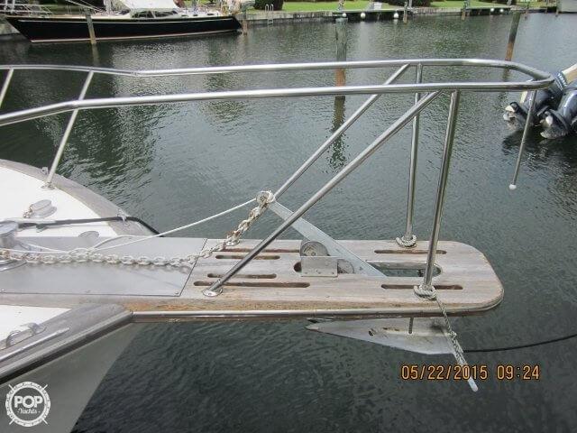 1983 Ocean Yachts 42 Super Sport - Photo #9
