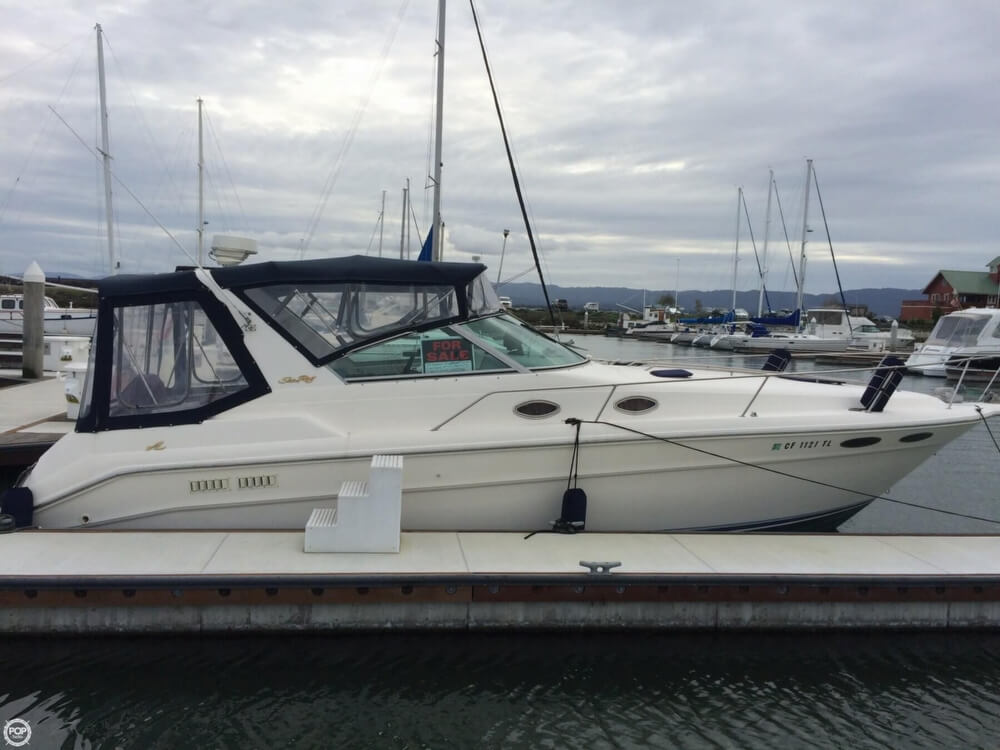 1994 Sea Ray 330 Sundancer - Photo #25