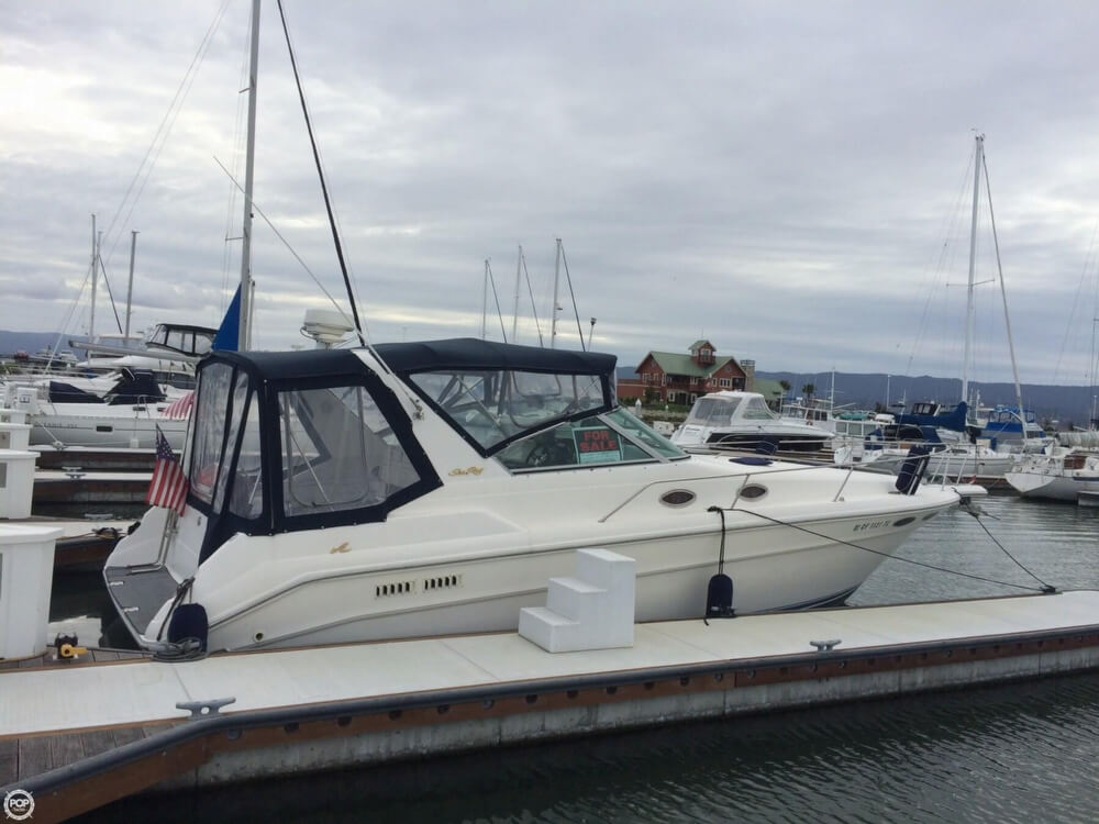 1994 Sea Ray 330 Sundancer - Photo #3