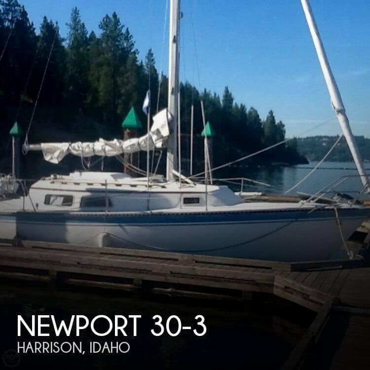 1982 Newport 30-3 - Photo #1