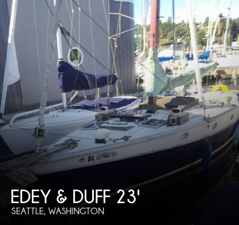 1983 EDEY & DUFF 23 STONE HORSE for sale