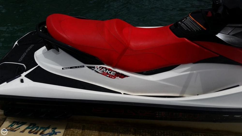 2010 Sea-Doo Wake Pro 215 - Photo #24