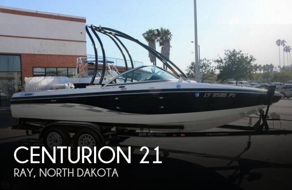 2009 Centurion 21 - Photo #1