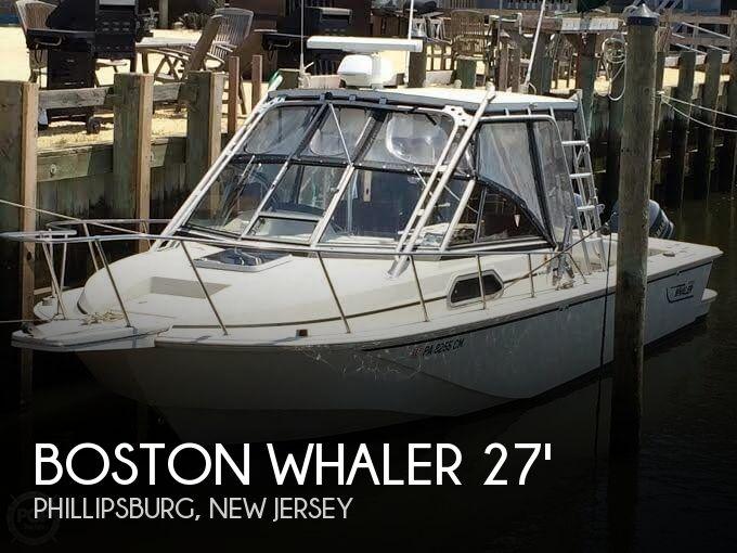 1988 Boston Whaler 27 Cuddy / Walk Around - Photo #1