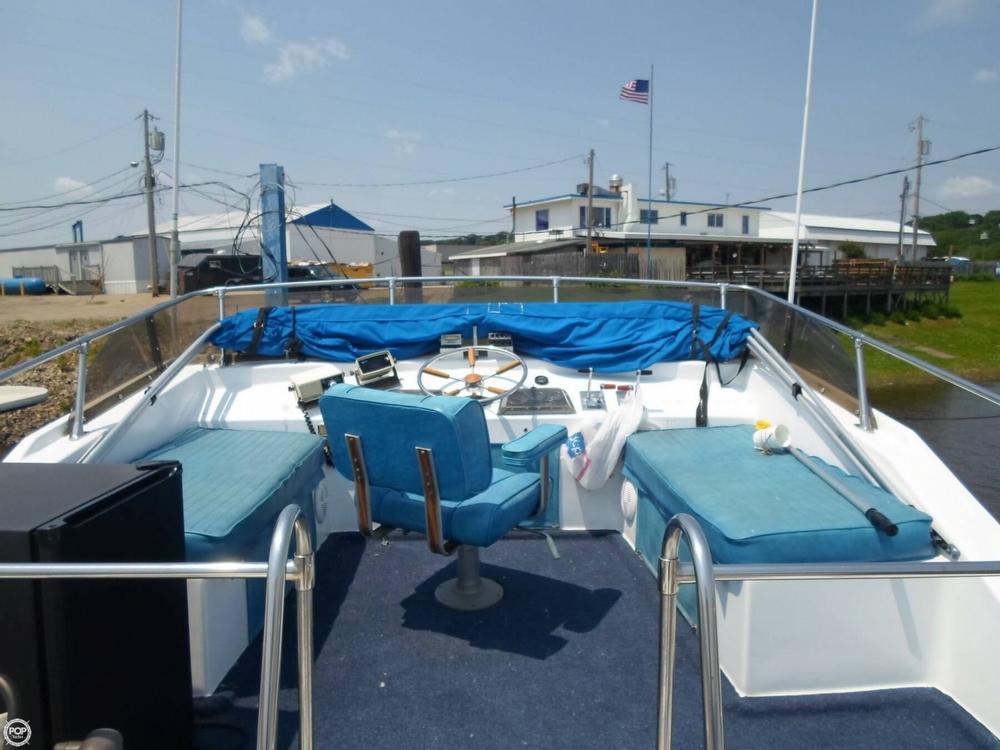 1978 Blue Water Boats 35 Tri Cabin - Photo #12