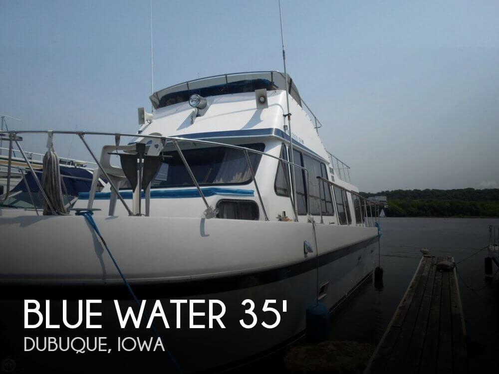 1978 Blue Water Boats 35 Tri Cabin - Photo #1