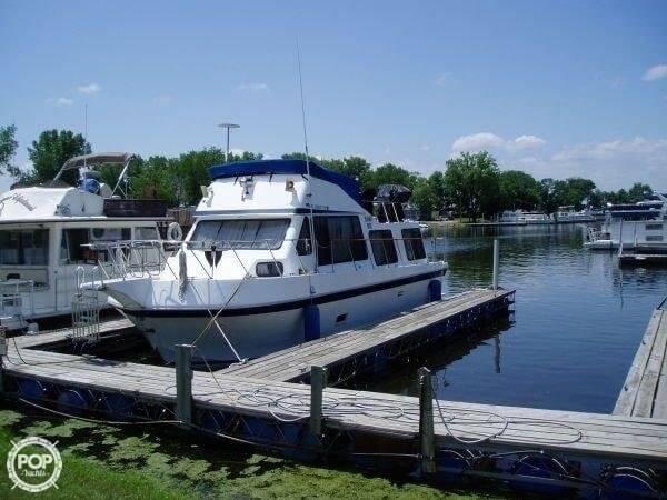 1978 Blue Water Boats 35 Tri Cabin - Photo #17
