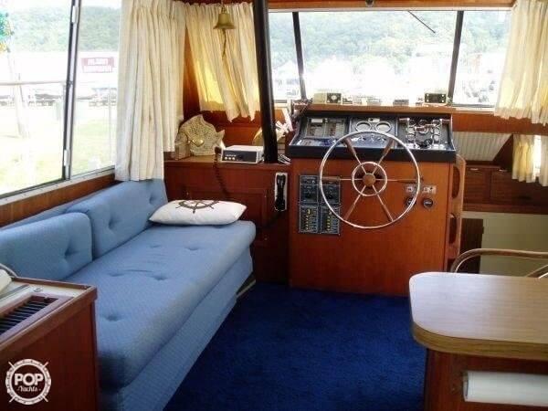 1978 Blue Water Boats 35 Tri Cabin - Photo #18