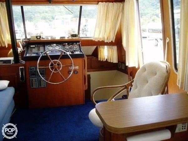 1978 Blue Water Boats 35 Tri Cabin - Photo #19