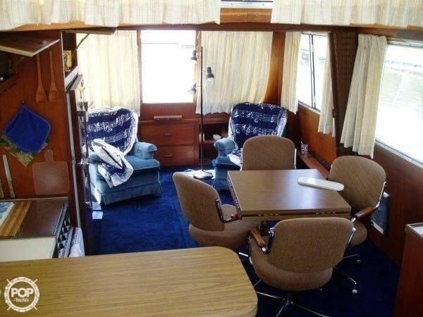 1978 Blue Water Boats 35 Tri Cabin - Photo #22