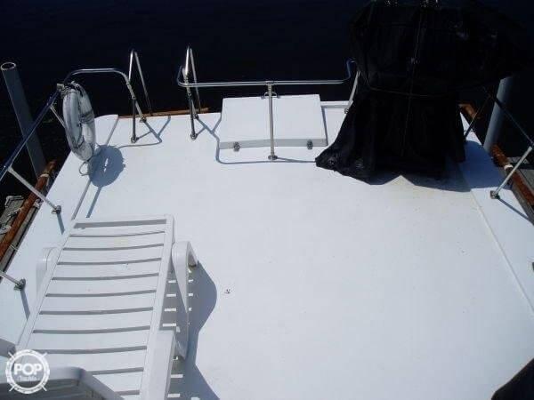 1978 Blue Water Boats 35 Tri Cabin - Photo #31