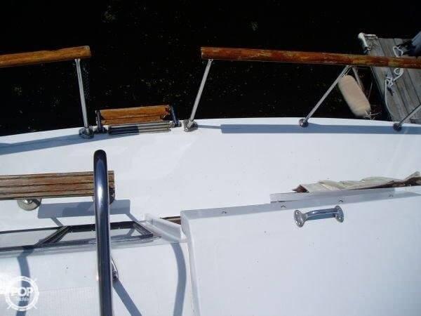 1978 Blue Water Boats 35 Tri Cabin - Photo #34
