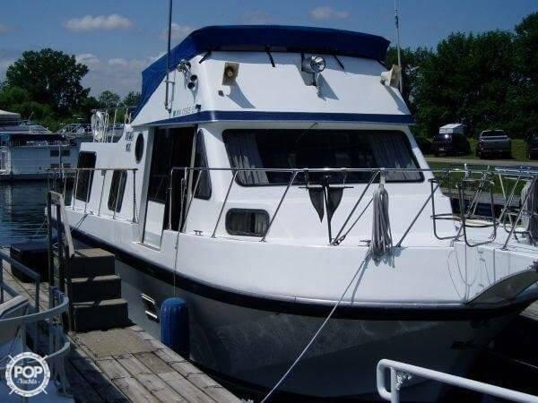 1978 Blue Water Boats 35 Tri Cabin - Photo #35