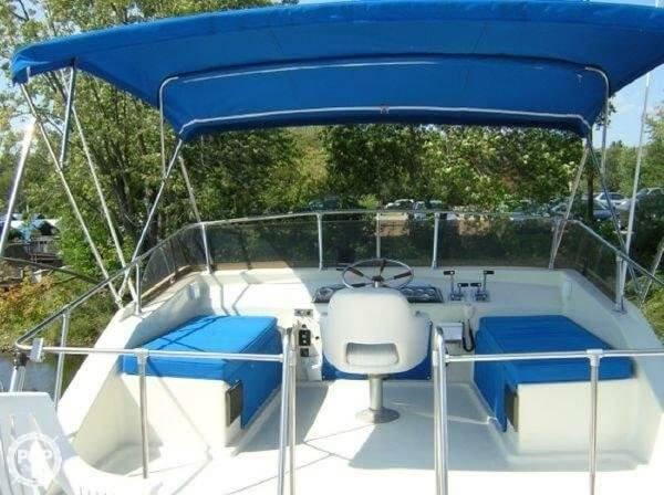 1978 Blue Water Boats 35 Tri Cabin - Photo #39