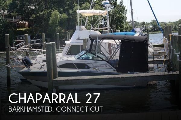 Used Chaparral 27 Boats For Sale by owner | 1989 Chaparral 27