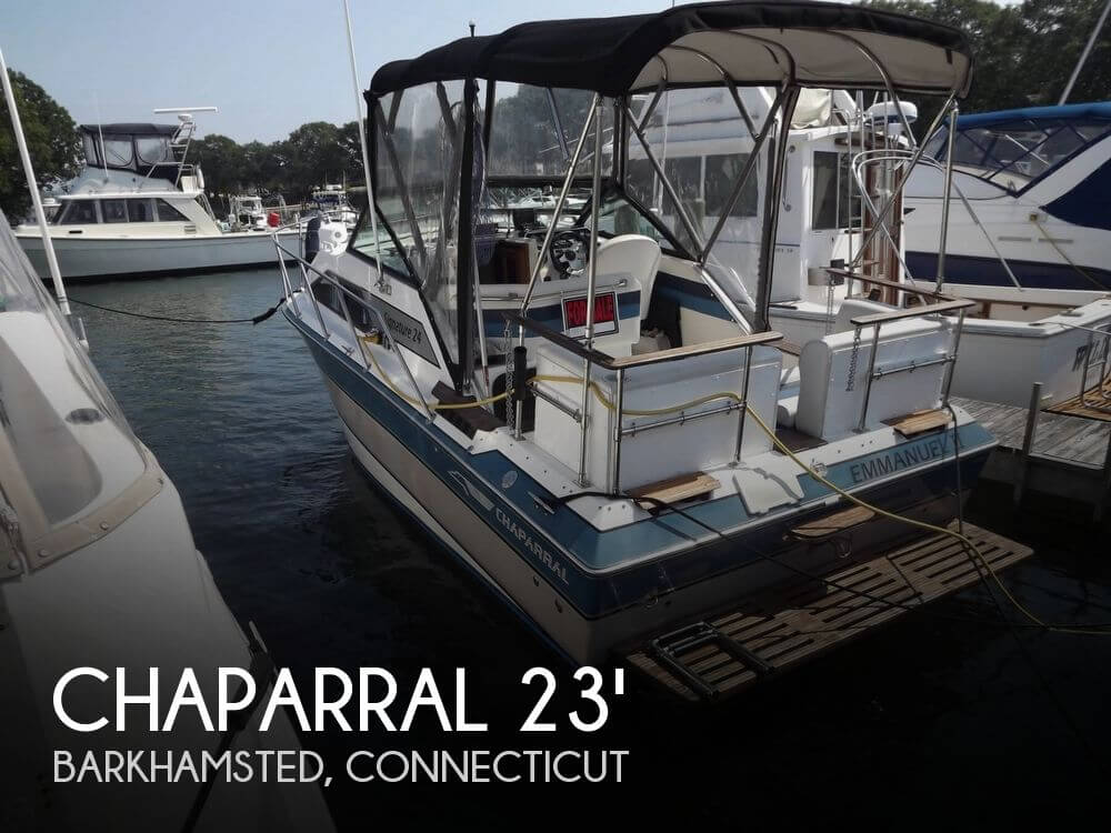 1989 CHAPARRAL SIGNATURE 24 for sale
