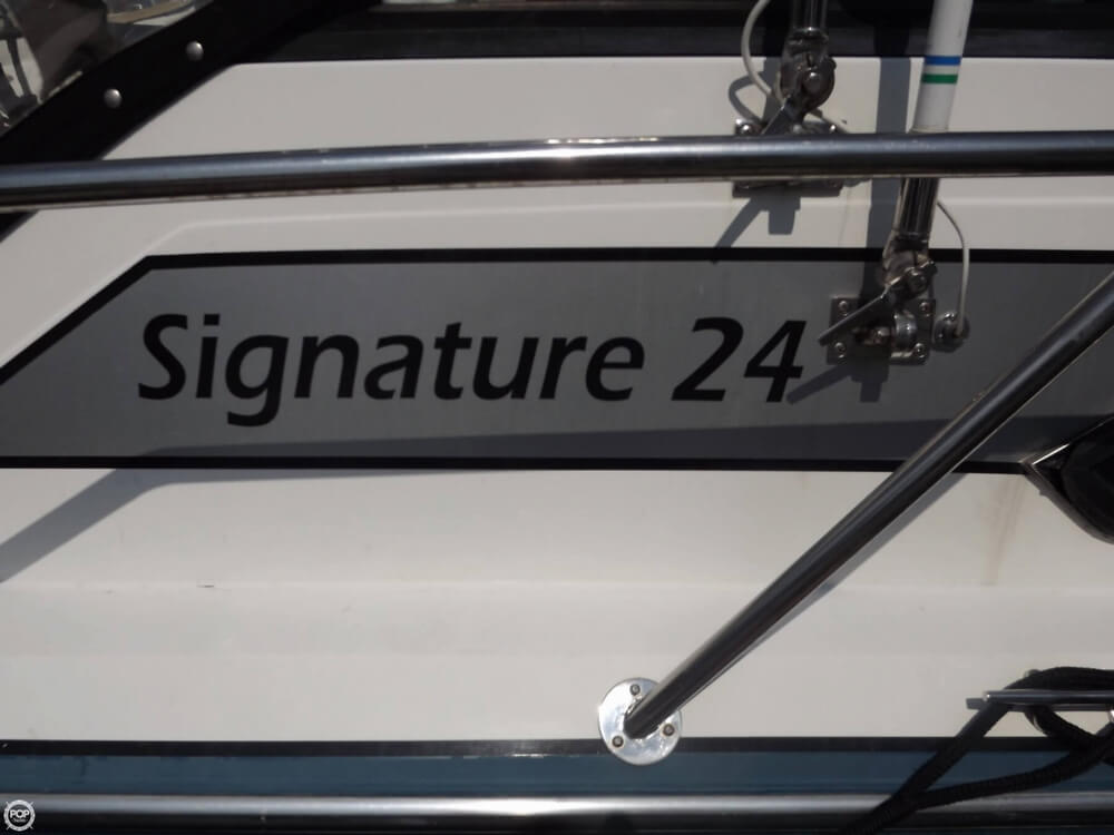 1989 Chaparral Signature 24 - Photo #13
