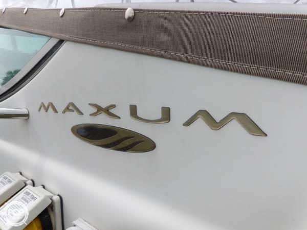 2000 Maxum 2800 SCR - Photo #15